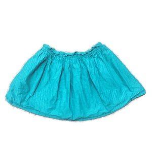 Gymboree Turquoise Skirt